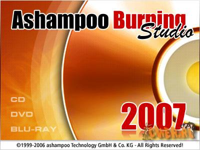 Portable Ashampoo Burning Studio 2007 Rus
