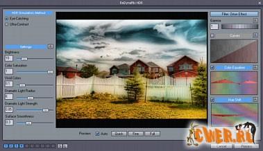 ReDynaMix HDR Adobe Photoshop CS3 Plug-in