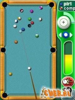 Бильярд для КПК Mobirate Billiard Master v3.01