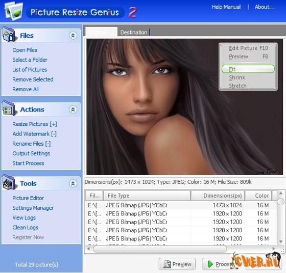Picture Resize Genius v2.8.2