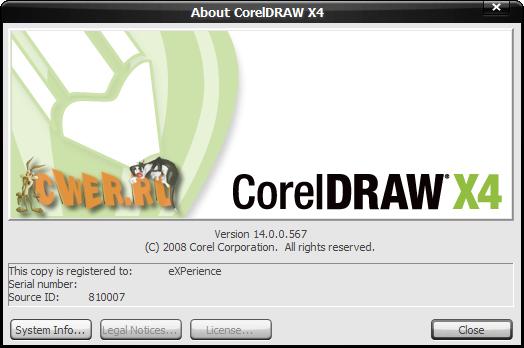 Portable CorelDRAW Graphics Suite X4 ENG 14.0.0.567