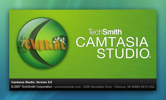 TechSmith Camtasia Studio 5.0.1 Build 453 + Rus