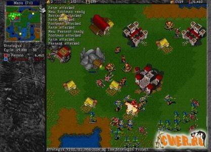 Warcraft II (Stratagus 2.1)