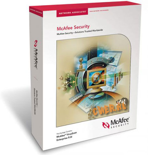 McAfee VirusScan Enterprise 8.5i Plus Patch 5