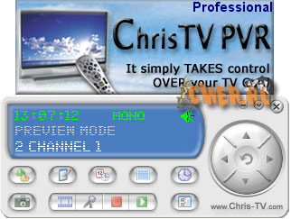 ChrisTV PVR Professional v5.10