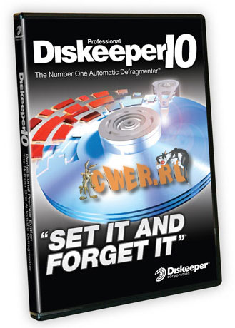 Diskeeper 10 Professional