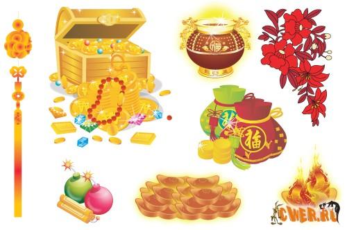 Сокровища Азии