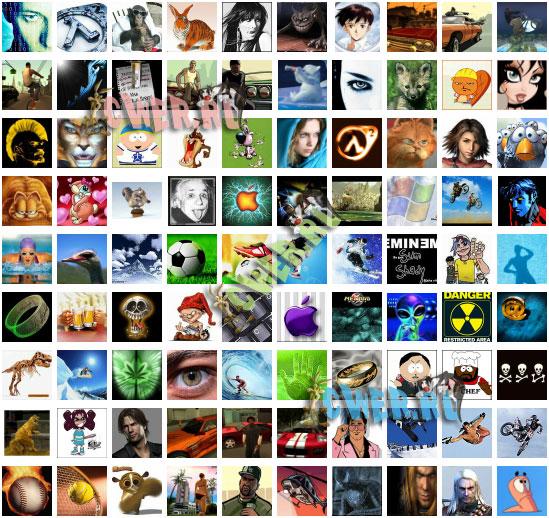 анимированные аватары: