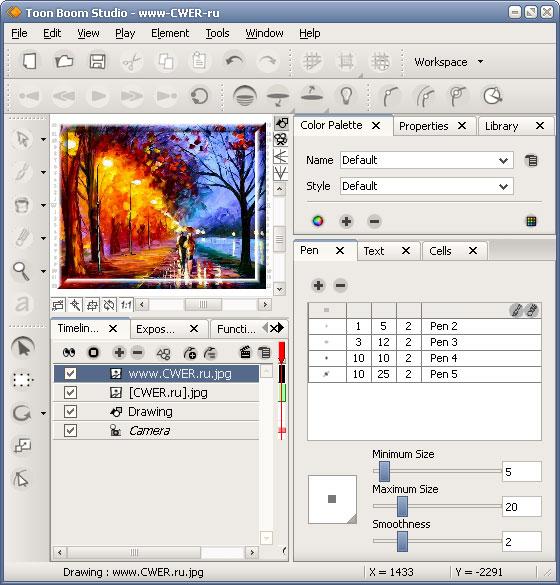 Toon Boom Studio v4.0 Build 4.0.9946