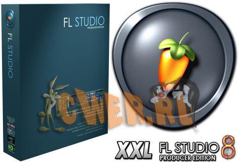 FL Studio 8 XXL Producer Edition