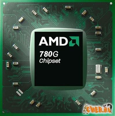 AMD представила набор системной логики 780G