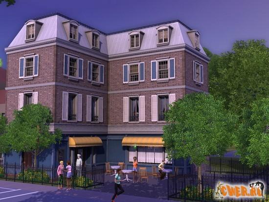 EA объявляет о выходе The Sims 3