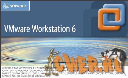 VMware Workstation 6.0.3 Build 80004