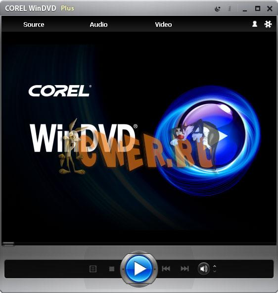 Corel WinDVD 9 Plus