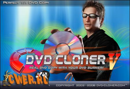 DVD-Cloner V 5.30