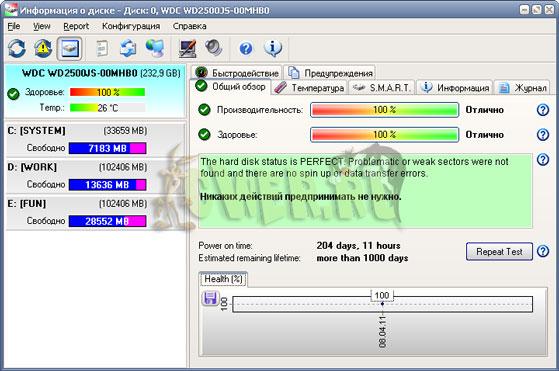 Hard Disk Sentinel Professional 2.40
