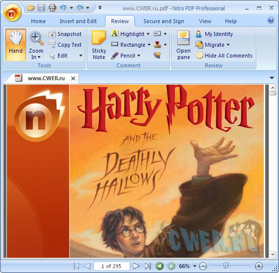 Nitro PDF Professional v5.3.3.6