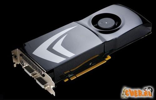 NVIDIA GeForce 9800 GTX - официальный выпуск!