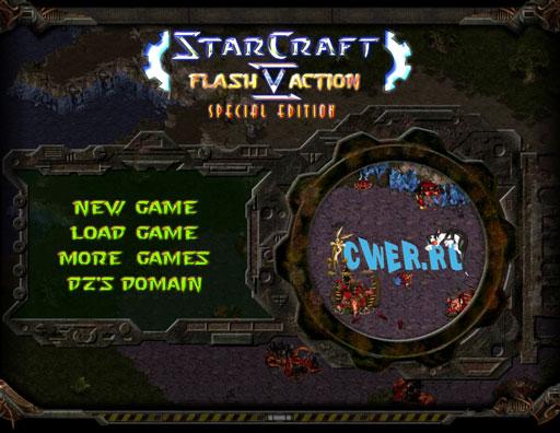 Starcraft Flash Action V Special Edition