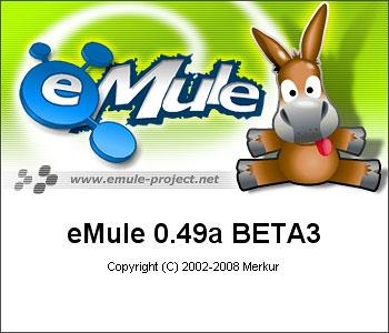eMule 0.49a Beta 3