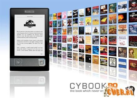 BOOKEEN разработала электронную книгу нового поколения