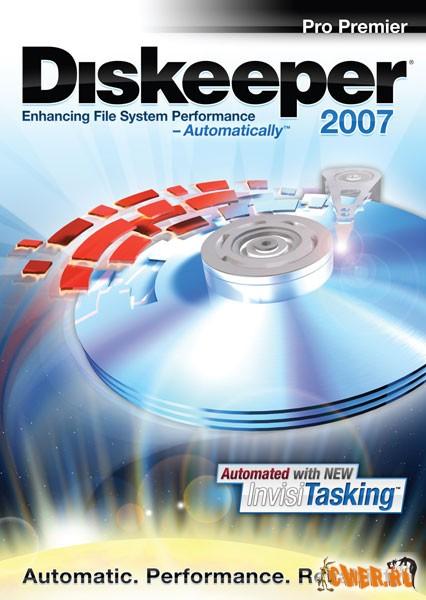 Diskeeper Pro Premier 2007 11.0