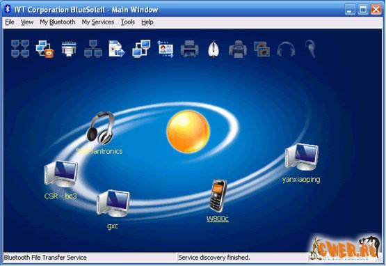 Программу Для Работы С Bluetooth