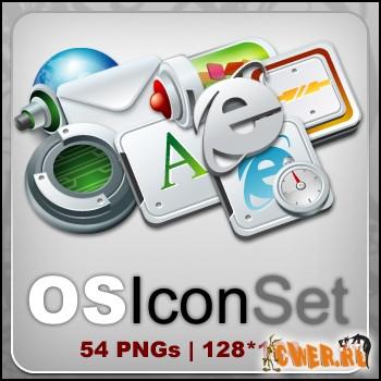 OS Icon Set