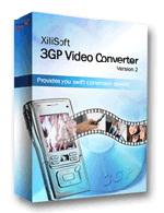 Xilisoft 3GP Video Converter 3.1.39.0809b