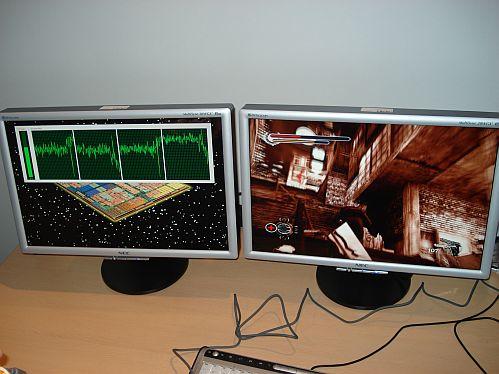 Первые фото AMD Phenom в действии: четыре ядра, 3 ГГц и никакого жара