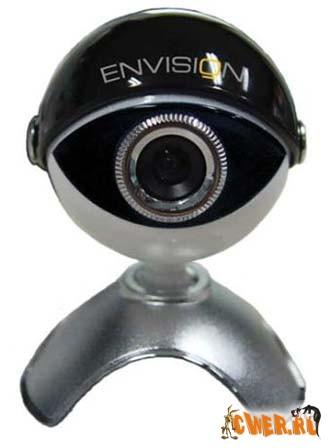 «Веб-глаз» Envision V-CAM для качественного видеообщения