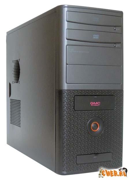Компьютерный корпус GMC D-30 «впишется» в любой интерьер