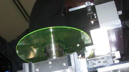 Memphile увеличит емкость компакт-дисков до 1 терабайта