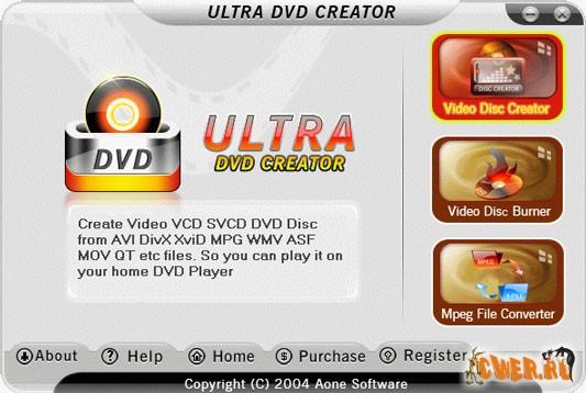 Ultra DVD Creator v2.2.1113
