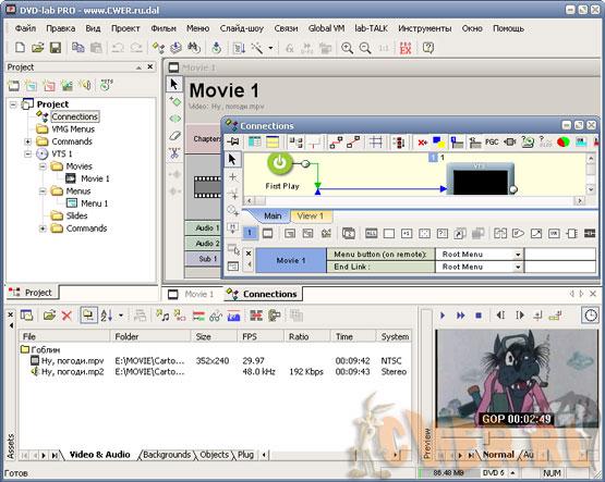 DVD-lab PRO 2.34 + Rus