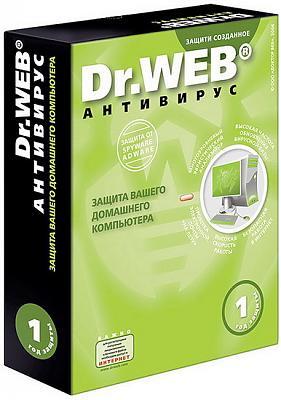 Dr.Web 4.33.3.07090 + Key