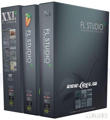 FruityLoops Studio XXL 7.0