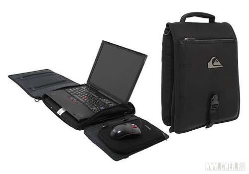 Мобильное рабочее место в сумке-раскладушке