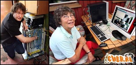 Бабушка-рекордсмен