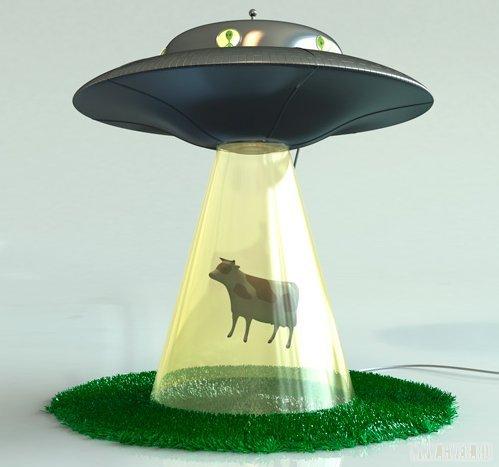 Лампа-НЛО
