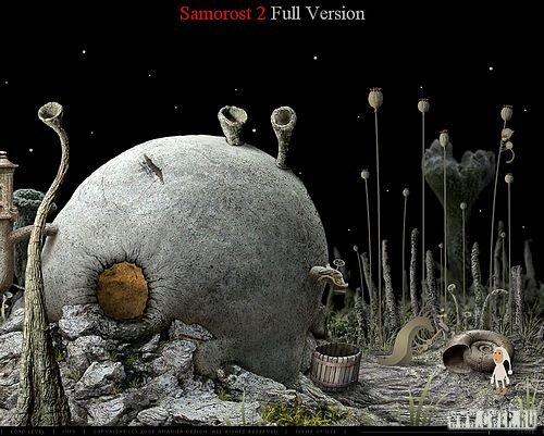 Игры Samorost и Samorost 2
