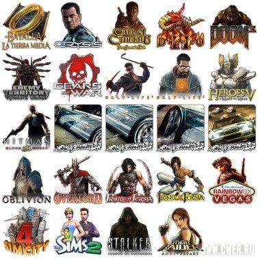 Игровые иконки