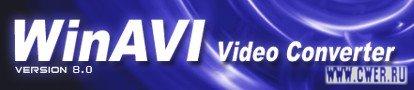 WinAVI Video Converter 8.0 Final