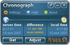 Chronograph.6.20