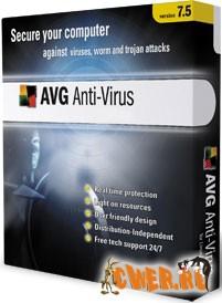 AVG Anti-Virus Free Edition 7.5.503 Build 1171