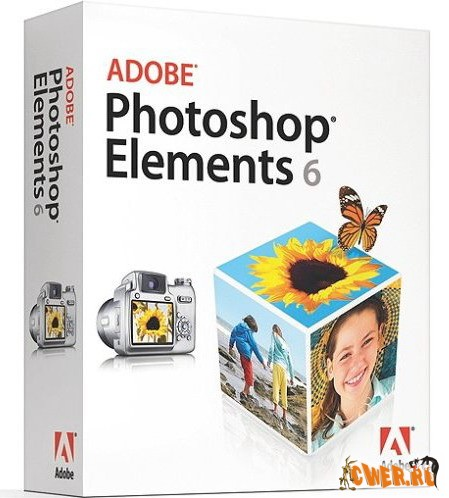 Adobe Photoshop Elements v6.0