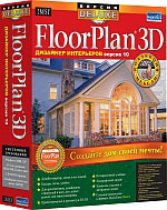 FloorPlan 3D Design Suite 11.0.32