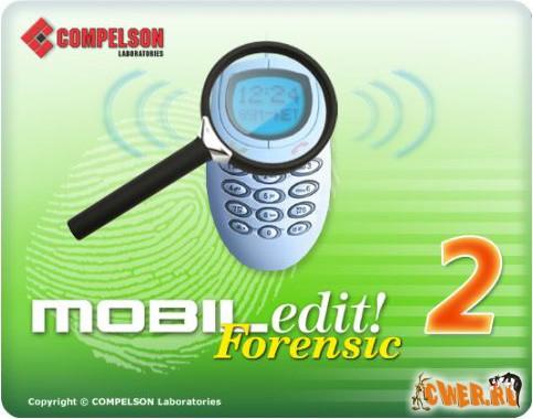 MOBILedit! Forensic 2.5.0.7
