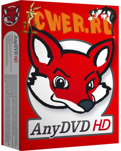 AnyDVD & AnyDVD HD 6.3.0.3 Final