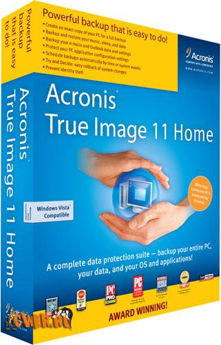 Acronis® True Image 11 Home